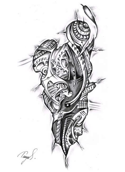 bionic tattoo designs 77 best bionic images on ideas