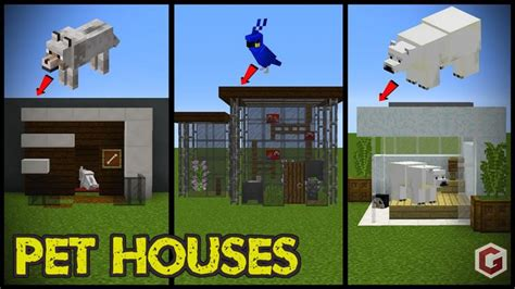 minecraft safe house designs 29 minecraft pet animal house designs youtube downlods pinterest animal