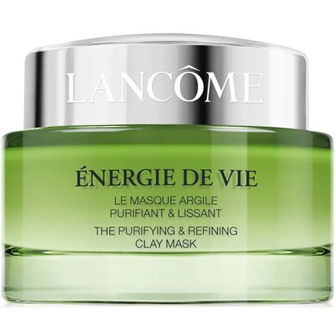 Lancome Energie De Vie lanc 244 me 201 nergie de vie the purifying refining clay mask