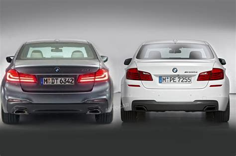 2017 bmw 5 series 2017 bmw 5 series revealed in leaked photos autocar
