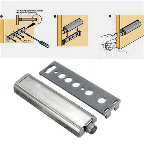 Cabinet Door Push Latch Cabinet Door Latch Push Opening System With Plastic Der Buffer Sale Banggood