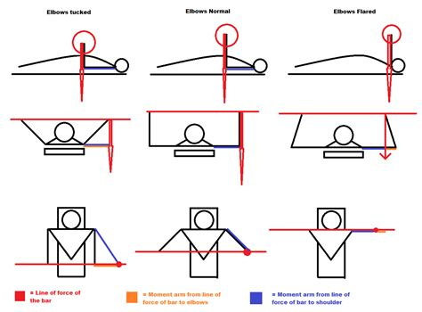 bench press elbows in or out bench press some further analysis the colour of insanity