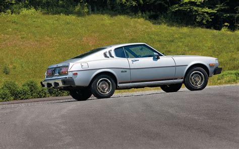 1976 1977 toyota celica gt liftback collectible classic
