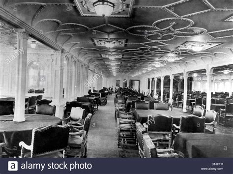 Iceberg Dining Room by The Dining Room Of The Rms Titanic Which Sank After