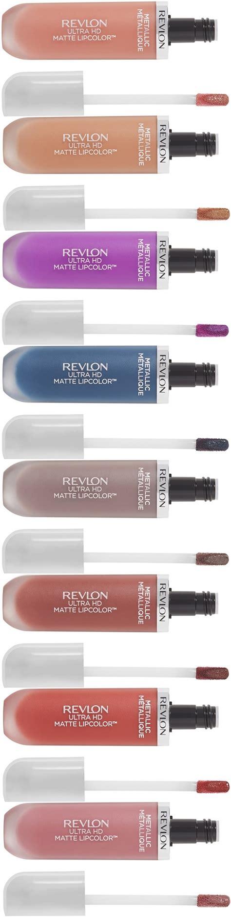 Revlon Ultra Hd Matte Lipcolor Metallic 710 Dazzle Eclat revlon ultra hd matte metallic lipcolor for summer 2017 musings of a muse bloglovin