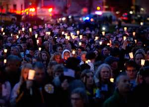 shabbat candle lighting time boston boston bombing 2013 hundreds gather for candle light vigils as they remember victims daily