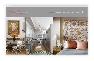 portfolios for interior designers 12 interior design portfolio website exles we