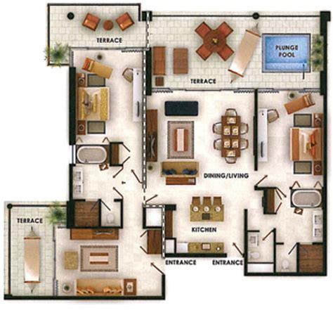 floor plans grand luxxe residence junior villa plan master modern grand luxxe villa two bedroom suite nuevo vallarta