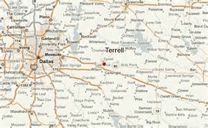 terrell location guide