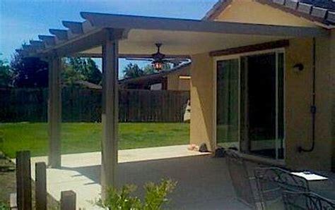 aluminum patio cover solid 10 x 15