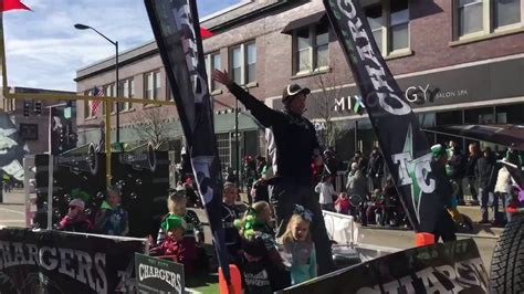tri city chargers 2017 tri city chargers st s day parade