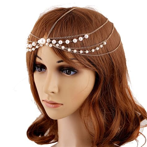 8 Beautiful Accessories by Chain Hair Accessories For Newhairstylesformen2014