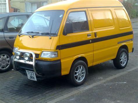 daihatsu vans new my new daihatsu drivers club uk