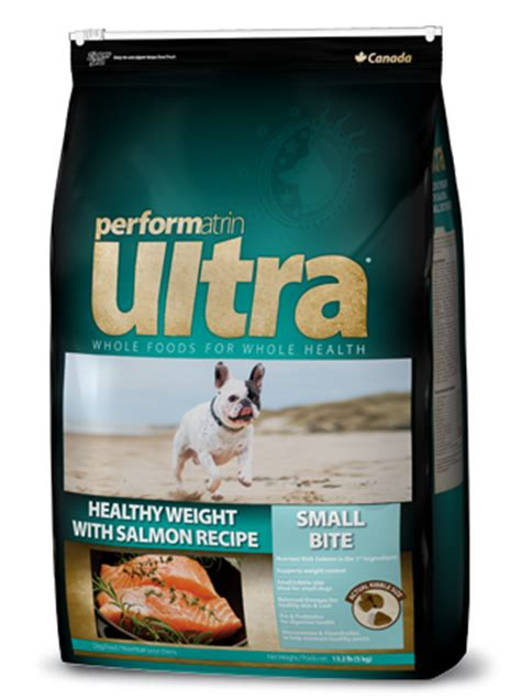 performatrin food performatrin ultra 174 healthy weight with salmon small bite recipe food