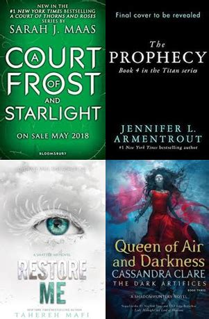 a court of frost forever fictional most anticipated 2018 releases