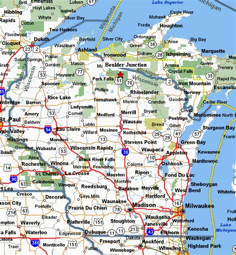 map of wisconsin cities map of wisconsin towns swimnova