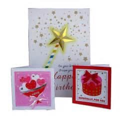 fancy handmade greeting card flower greeting card simple greeting card buy bulk greeting cards