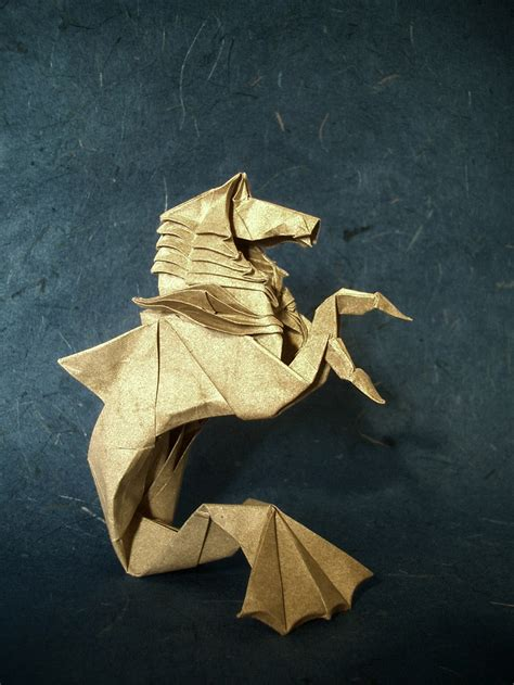 Origami Mythical Creatures - mythology brought to through some