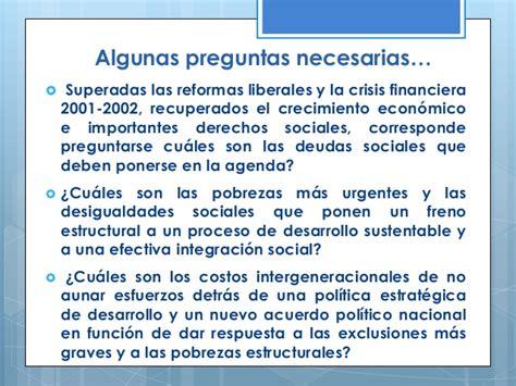 bred si鑒e social informe sobre deuda social
