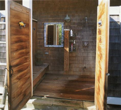 outdoor shower on deck outdoor shower on the deck shower ideas
