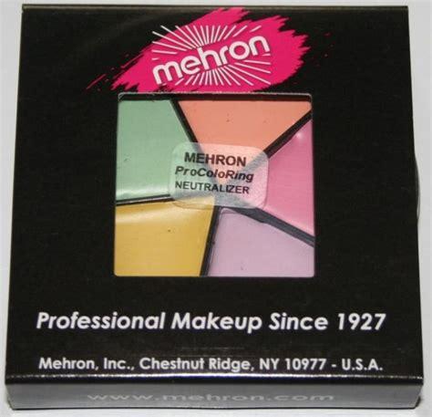 Mehron Neutralizer Wheel 5 Colors 547 Best Pageant Images On
