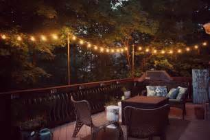 How To Wire A Chandelier Light Diy Hanging Outdoor String Lights Debbiedoos