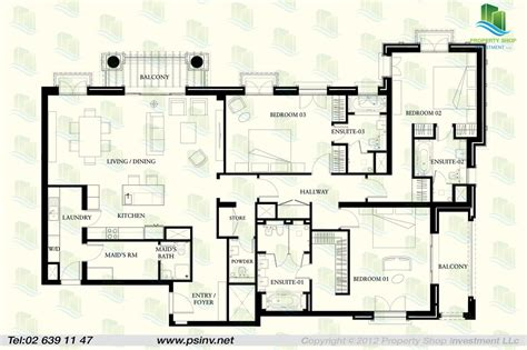 3 bedroom unit floor plans 3 bedroom type d unit floor plan st regis apartment st