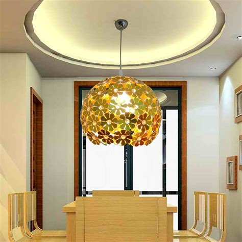 Pendant Dining Room Lighting Glass Pendant Light Decosee