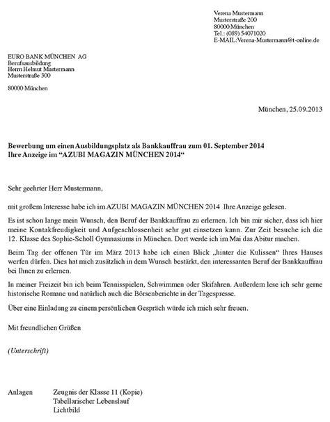 Lebenslauf Bewerbung Handschriftlich Willkommen Beim Azubi Magazin M 252 Nchen