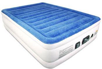 soundasleep cloud nine air mattress heavy duty air mattress 5 most durable airbeds the