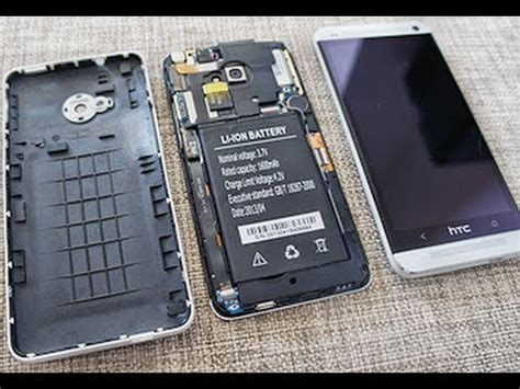 Baterai Battery Htc One M7 htc one m7 battery replacement thegoodstuff ng