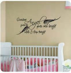 baby angel wall stickers decals and quotes for the twinkle twinkle little star vinyl wall decal boy girl