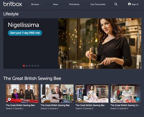 britbox shows how to watch british cooking shows online food wine