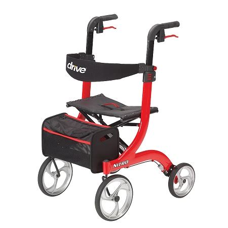 walker with seat and wheels walgreens drive nitro style rollator walker walgreens