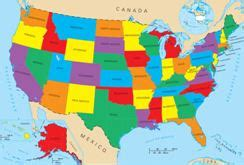 usa map ks2 us maps with states for www pixshark images