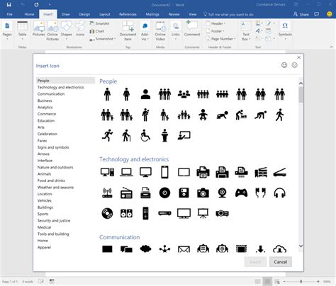 missing themes in excel 2013 new insert icons in office 2016 microsoft community