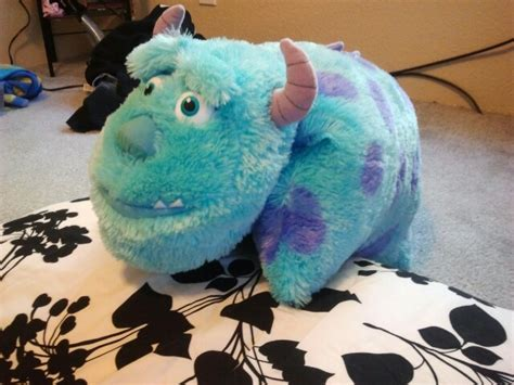 Sulley Pillow Pet by Monsters Inc Sulley Pillow Pet Monsters