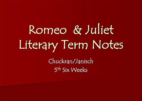 romeo and juliet literary themes romeo and juliet literary terms k k club 2017