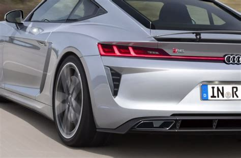 new and the audi r6 new pictures revealed