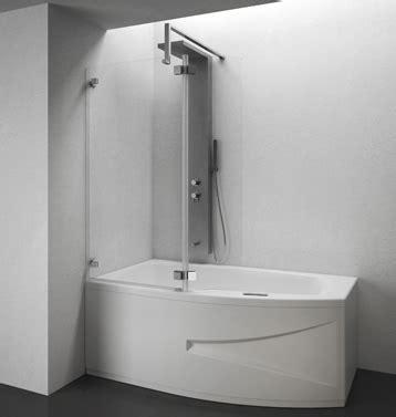 combinato doccia vasca i box doccia e vasca combinati accontentano tutti