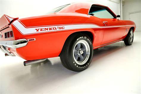 replica camaro 1969 chevrolet camaro 427 yenko replica american