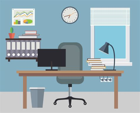 designer office desk graphic designer desk illustration freephotos