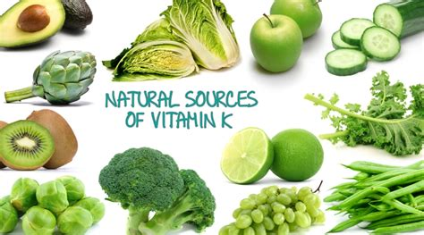 vit k alimenti facts about vitamin k supplement benefits for health