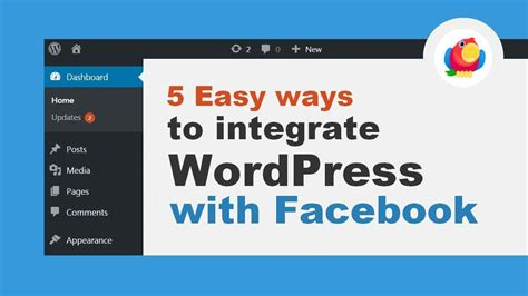 wordpress themes with facebook integration facebook integration with wordpress is it worth it