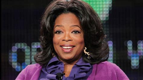 Oprah Shocked by Oprah Surprised To Get Jean Hersholt Humanitarian Oscar