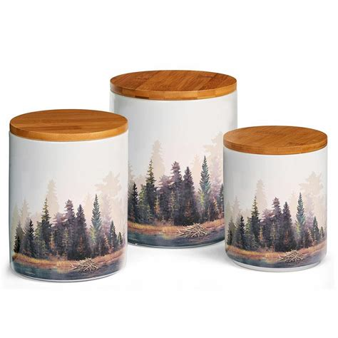 Western Kitchen Canisters 100 western kitchen canisters 100 brown canister