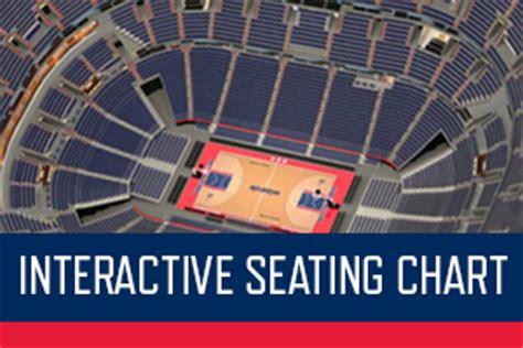 Georgetown Floor Plan Verizon Center Facts Washington Wizards