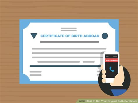 When Did Birth Records Start 3 Ways To Get Your Original Birth Certificate Wikihow