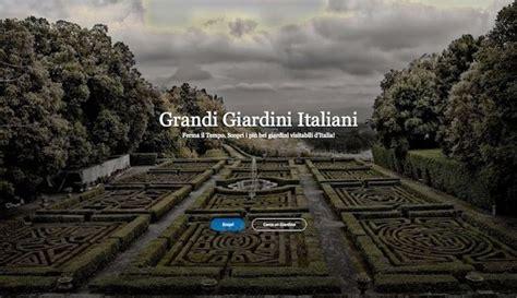 i grandi giardini italiani scopri i grandi giardini lazio grandi giardini italiani