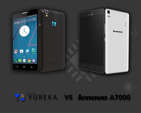 Lenovo A7000 Vs lenovo a7000 vs micromax yu yureka survival of the fittest tech legends